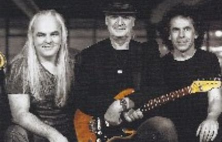 """New Bluesrock-Party"" mit der JON EVANS GROUP"