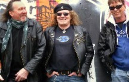 """""""Electric Bluesrock Forever"""" mit THE CHARLY BRAUN BLUES EXPERIENCE"""
