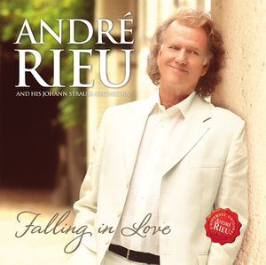 Cover zur CD Falling in Love