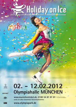 Holiday on Ice 2012 - Festival