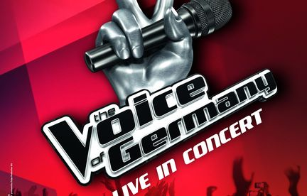 Plakat The Voice of Germany
