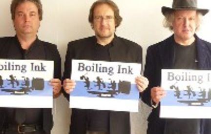 BOILING INK ?