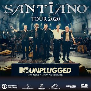 New Date! SANTIANO