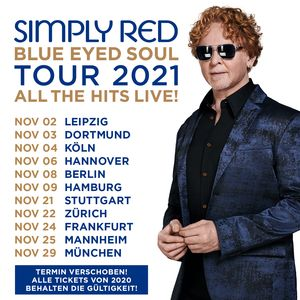New Date! Simply Red