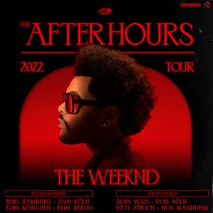 New Date! The Weeknd