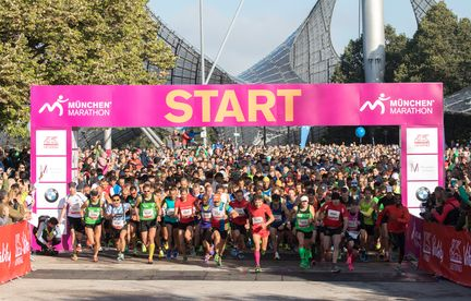 Cancelled! 35th GENERALI MUNICH MARATHON