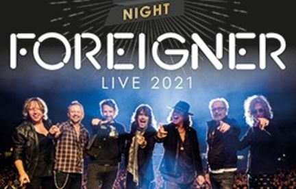 New Date! Foreigner