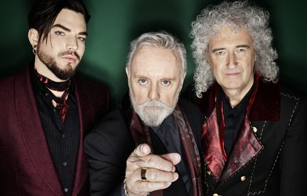 New Date! Queen + Adam Lambert