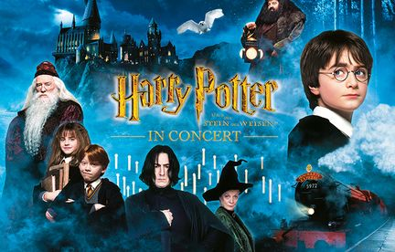 New Date! Harry Potter and the Philosopher's Stone – In Concert!