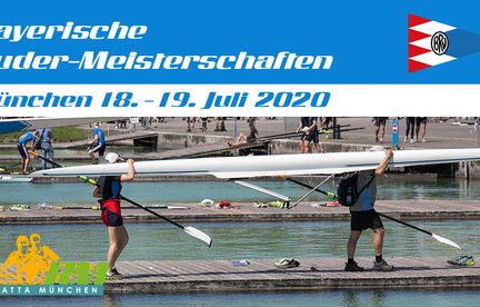 49th Bavarian Rowing Championships Olympic Regatta Course