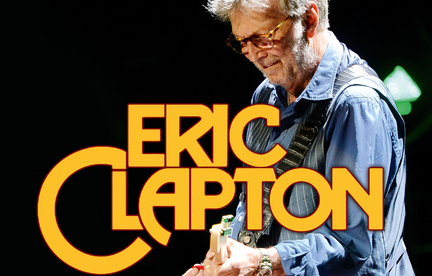 New Date! ERIC CLAPTON