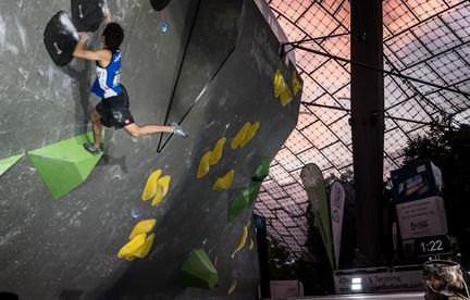 Cancelled! Boulder World Cup 2020