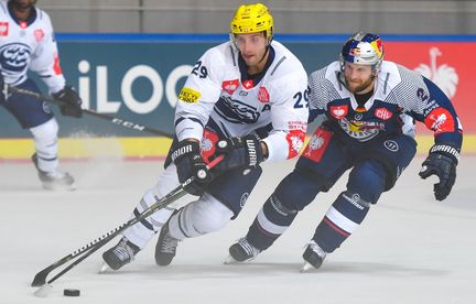 EHC Red Bull München vs. Thomas Sabo Ice Tigers