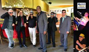 """Soul Power"" mit THE MUNICH SOUL COMPANY"