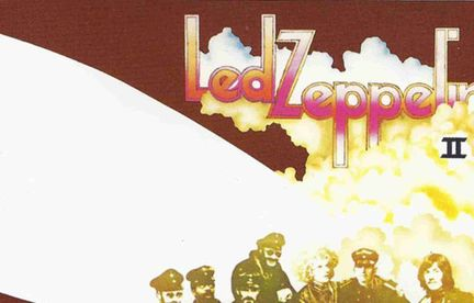 """Whole Lotta ZEP"" mit ZEP"