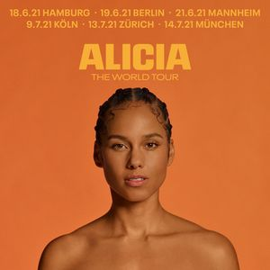 New Date! Alicia Keys