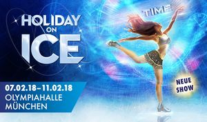 Holiday on Ice: Neue Show TIME