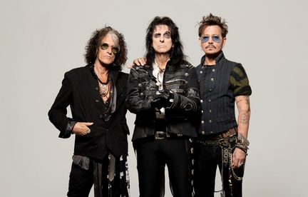 Neuer Termin! Hollywood Vampires