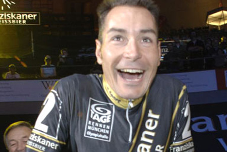 Sixdays-Legenden Zabel, Renz, Risi, Betschart